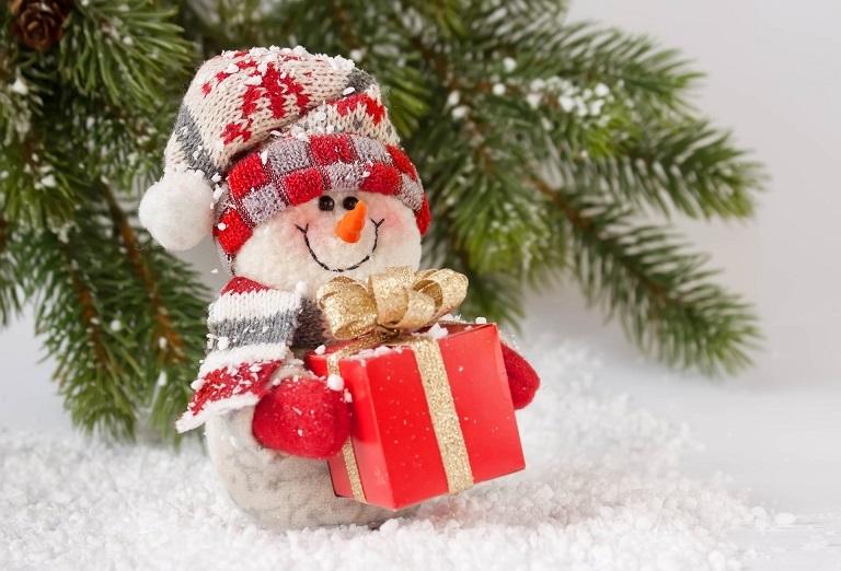 Новый год и Рождество 2022